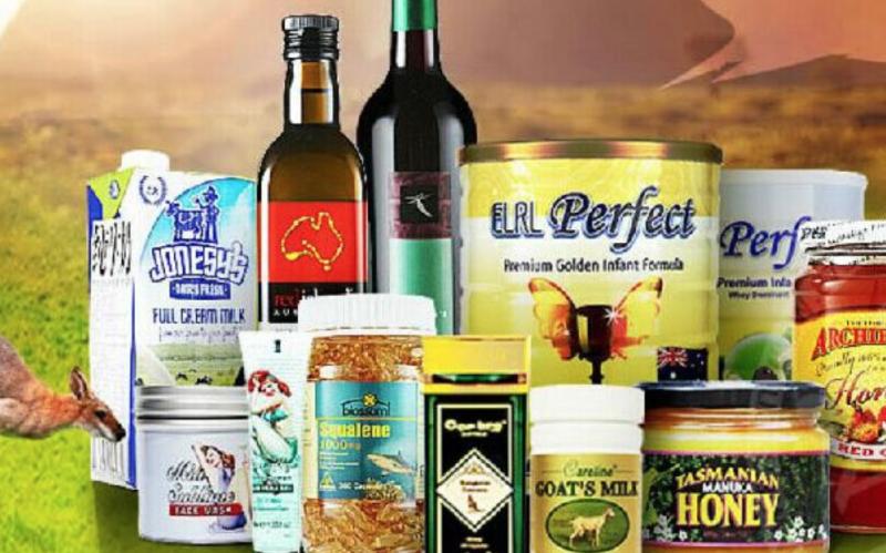 跨境商品标签,进口商品标签,规格定制