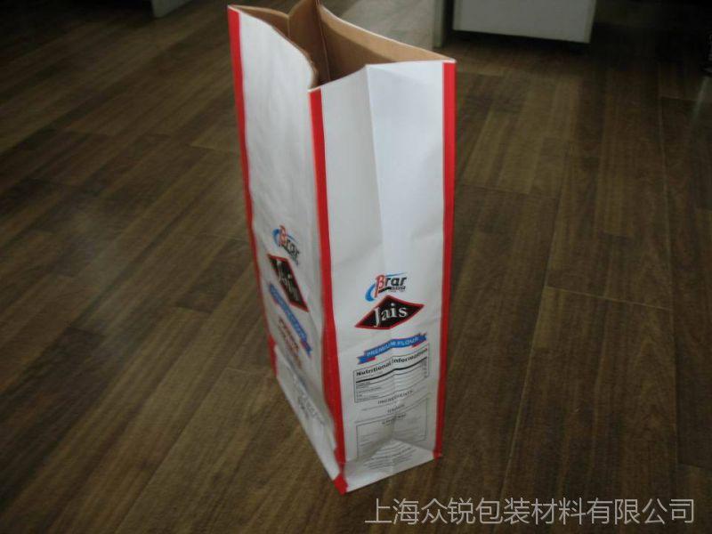 出口高岭土牛皮纸袋 牛皮纸袋25k 纸袋厂