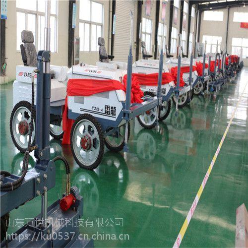 供应六轮座驾YZ25-6激光整平机优质厂家
