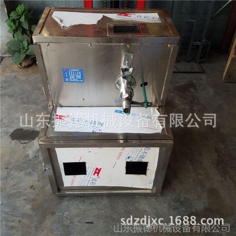 振德 低耗能无噪音家用食品膨化机  自动切断膨化机 暗仓膨化机