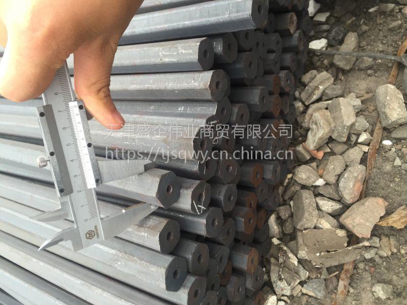 天津供应45#H22六角吹氧管 批发零售