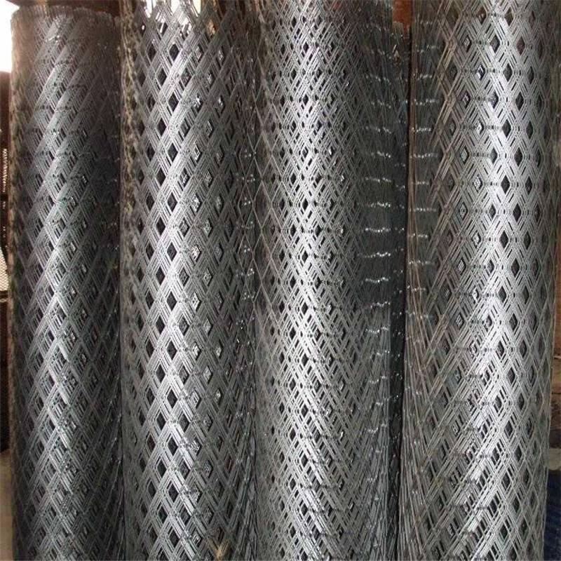 不锈钢钢板网 钢板网规格 菱形板厂家
