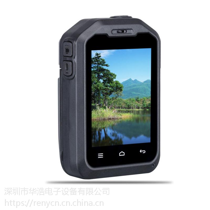 瑞尼A7联网高清夜视防摔防水防尘执法工作记录仪