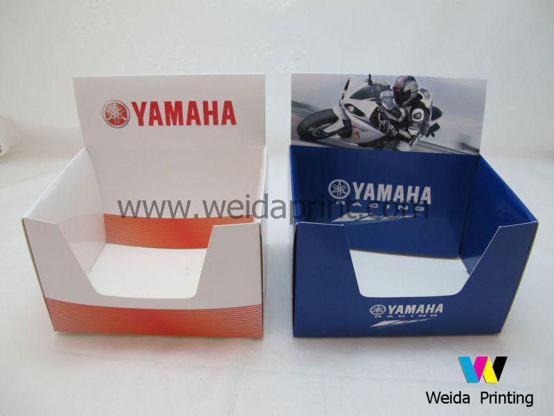 厂家专业生产展示盒,陈列纸盒图片