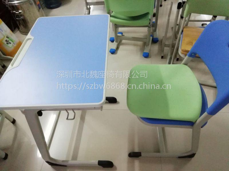 学校课桌椅专卖*学校购买课桌椅*教室双人课桌椅