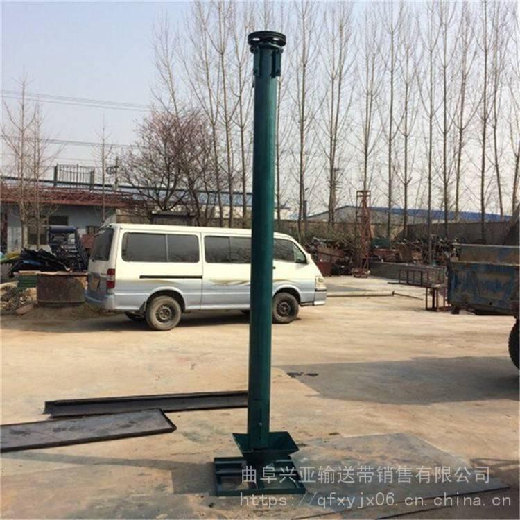 兴亚宜昌市定制螺旋绞龙上料机 变频不锈钢绞龙报价 多款式螺旋输送机