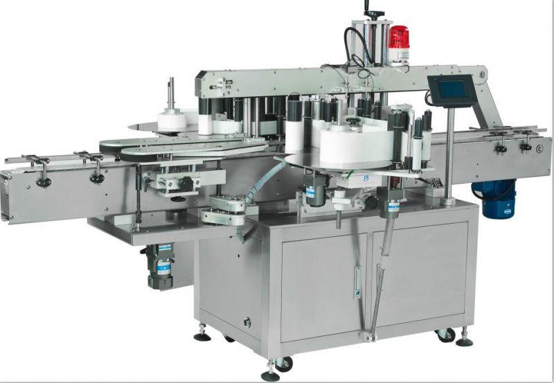 上海天铨生产全自动贴标机质量好,平面贴标机,双面贴标机口服液贴标机