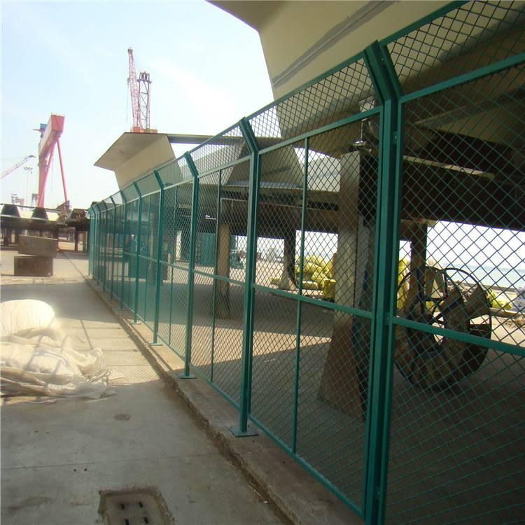 公路围栏 车间内围栏 仓库防护网