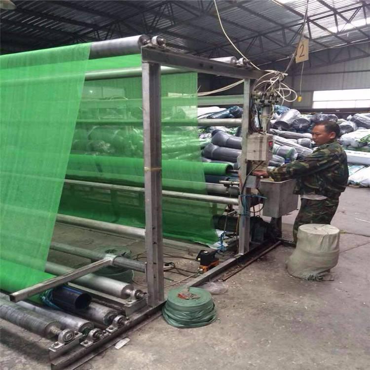 六针加密盖土 防尘沫盖土网 遮阳网出厂