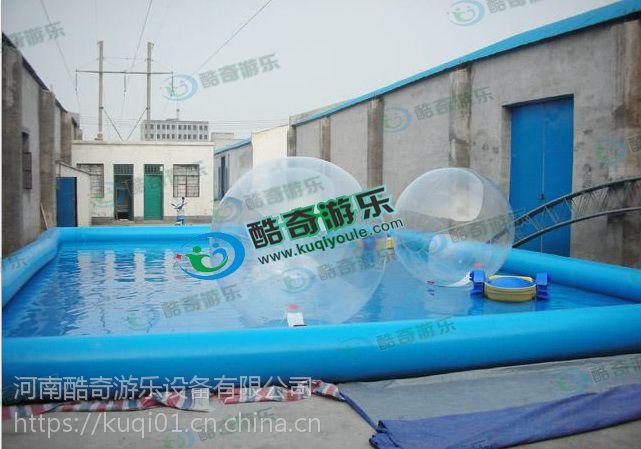 移动水上乐园支架泳池定做
