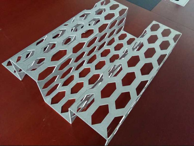 凹凸穿孔铝板定制厂家