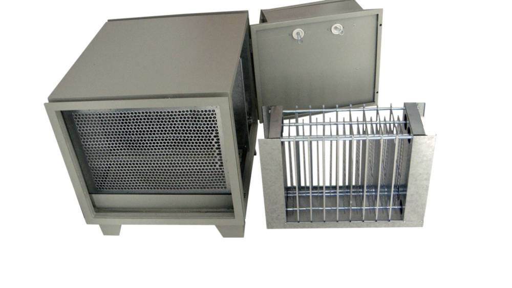 首信环保定制除餐饮业厨房的去油烟 油雾的净化设备油烟净化器油雾净化器