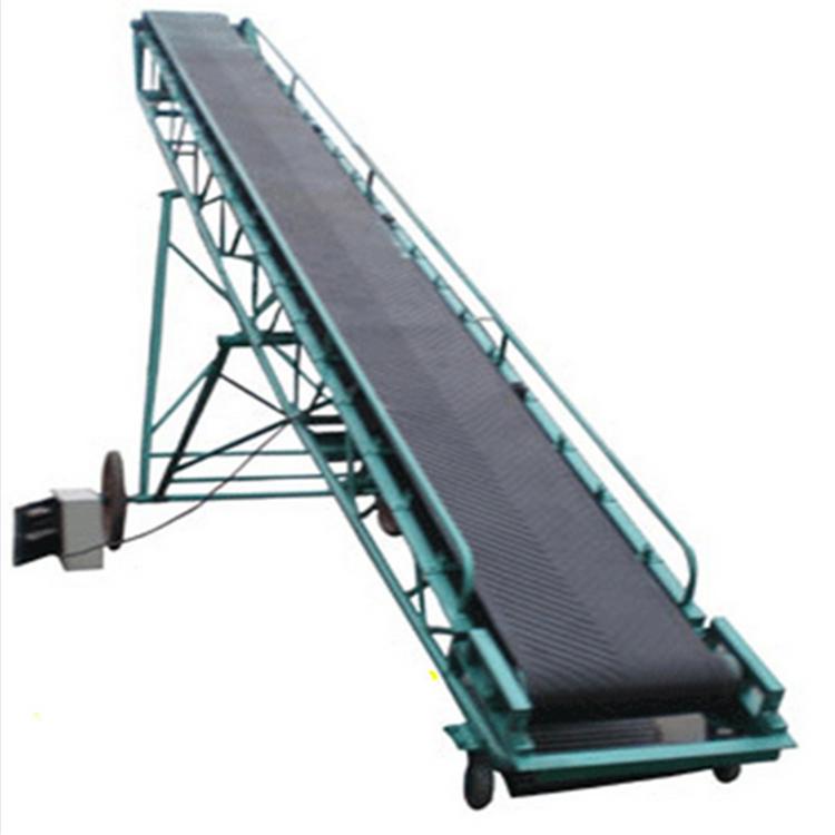 大豆铝型材皮带输送机 兴亚通用带式输送机制作
