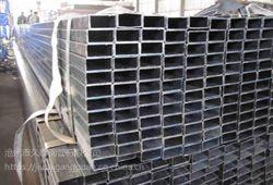 玻璃幕墙专用方矩管 规格全 质量有 配送到厂 长度可以定尺