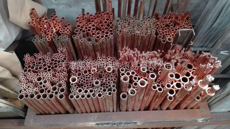 洛阳T2紫铜管 T1紫铜精密管 高导电紫铜管现货价格