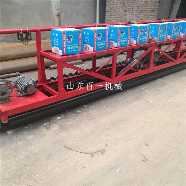 219混凝土三辊轴摊铺机 桥面专用混凝土震动梁降价促销