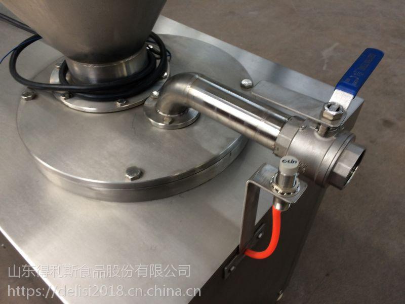 厂家直销火腿肠灌肠机 操作简单省人工