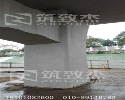 桥梁表面颜色偏深修补方案