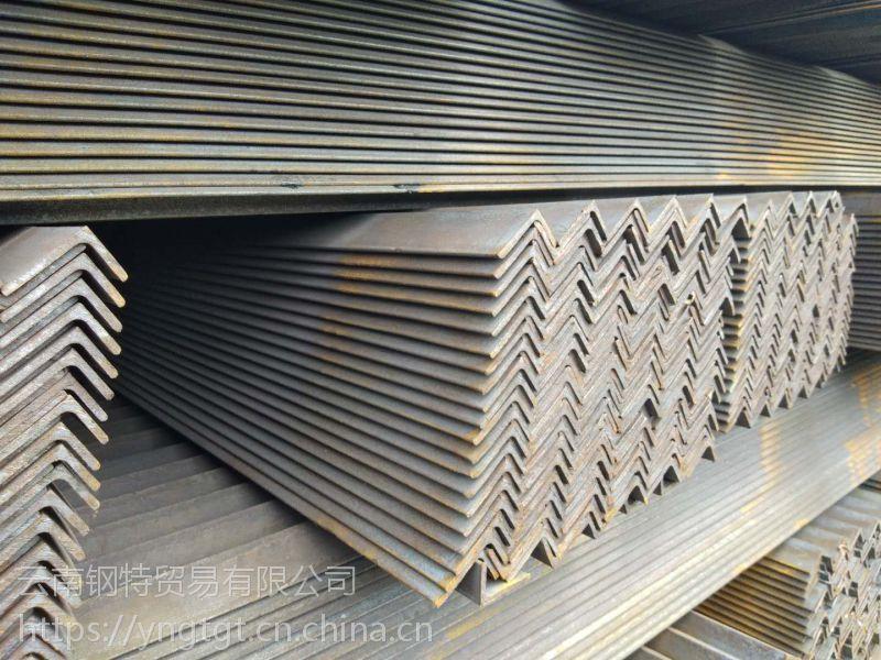 云南大理Q235b等边角钢哪里卖?不等边角钢批发什么价格
