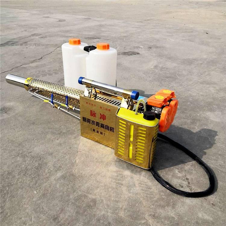 汽油高压喷雾器 背负式二冲程汽油弥雾机 背负式果树杀虫弥雾机