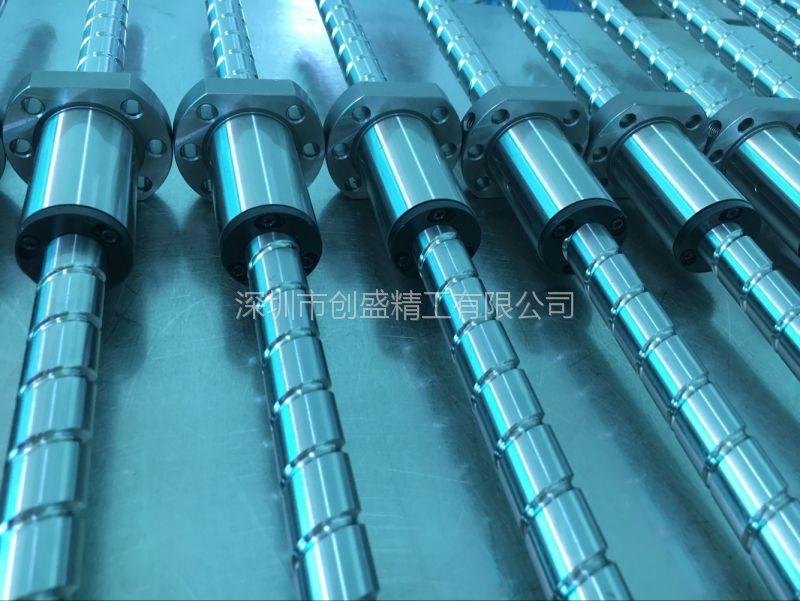 现货供应台湾TBI静音SFSR1616研磨滚珠丝杆