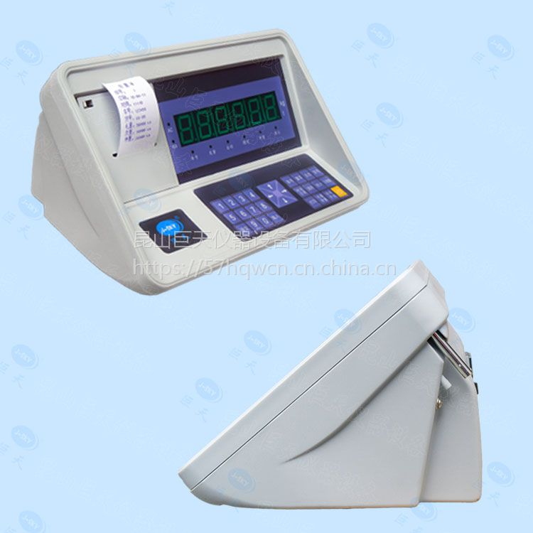 FWN-11P带打印电子台秤,标签打印电子秤