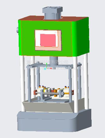 oddmark桌面型气密性水检机