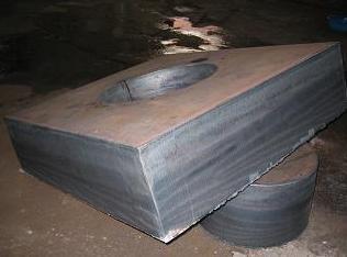 舞阳县q345b热轧卷板现货/热轧中厚板仓库