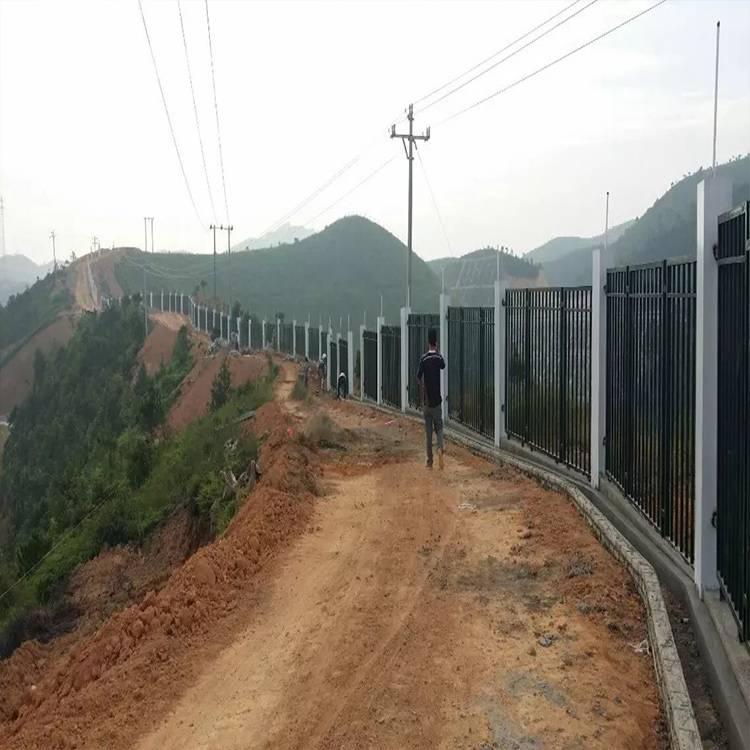 河源工地项目部围栏 佛山场区护栏现货 阳江水泥防护栏厂
