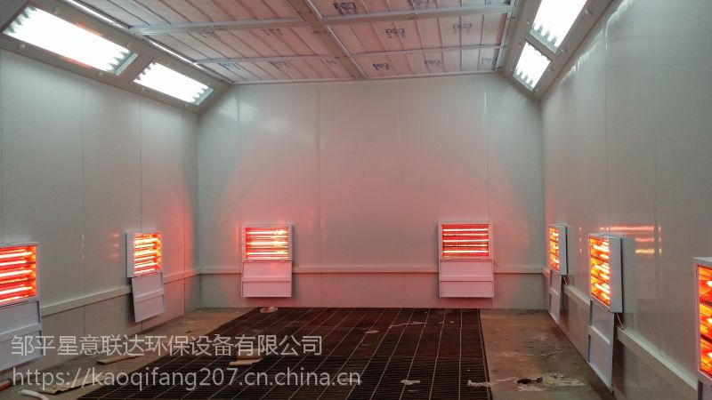 高温烤漆房环保型烤漆房