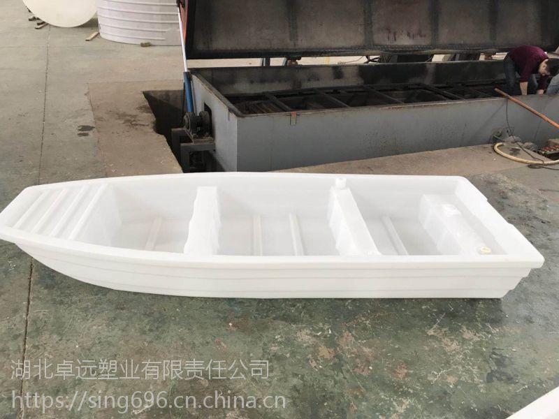 荆门几百元塑料船 厂家直供钓鱼船 捕鱼船 牛筋船
