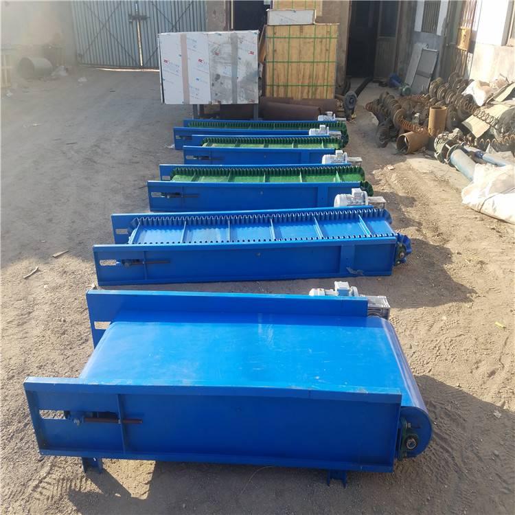 成件物品装车用皮带输送机 结实耐高温的皮带输送机润众