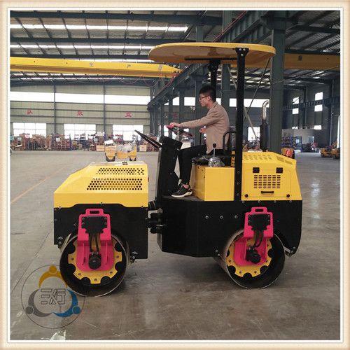 小型座驾压路机 小型回填土压路机价格低廉