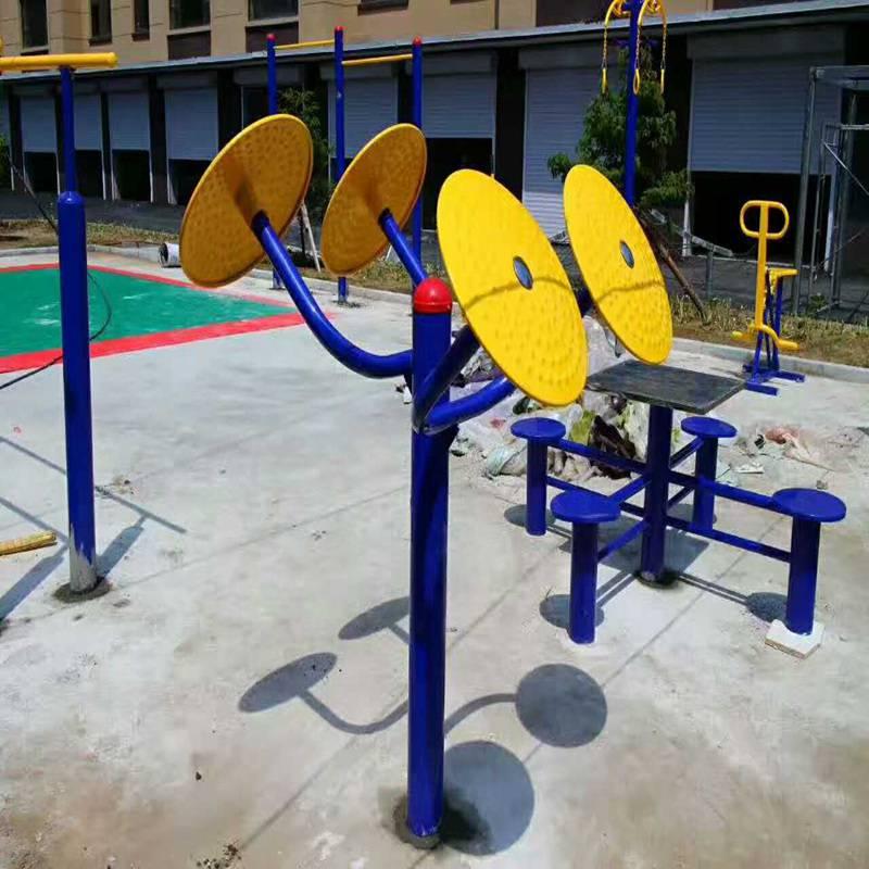 寿光市小区体育器材价格优惠,四人坐蹬训练器奥博厂家,量大送货