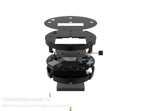 区块链跨视界石英智能表芯 OLED 屏K001 定制智能硬件方案 ODM/OEM