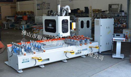 MSK3725×1数控榫槽机 异形孔槽组合机 木床加工机械