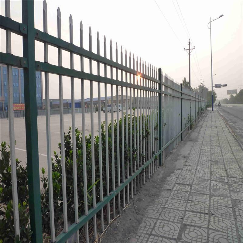 广场隔离栏杆 公园外墙围栏 公园绿化带隔离栏