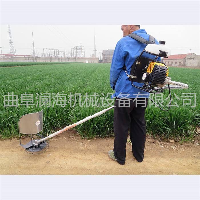 汽油两冲程割草机 大棚果园专用割草松土机
