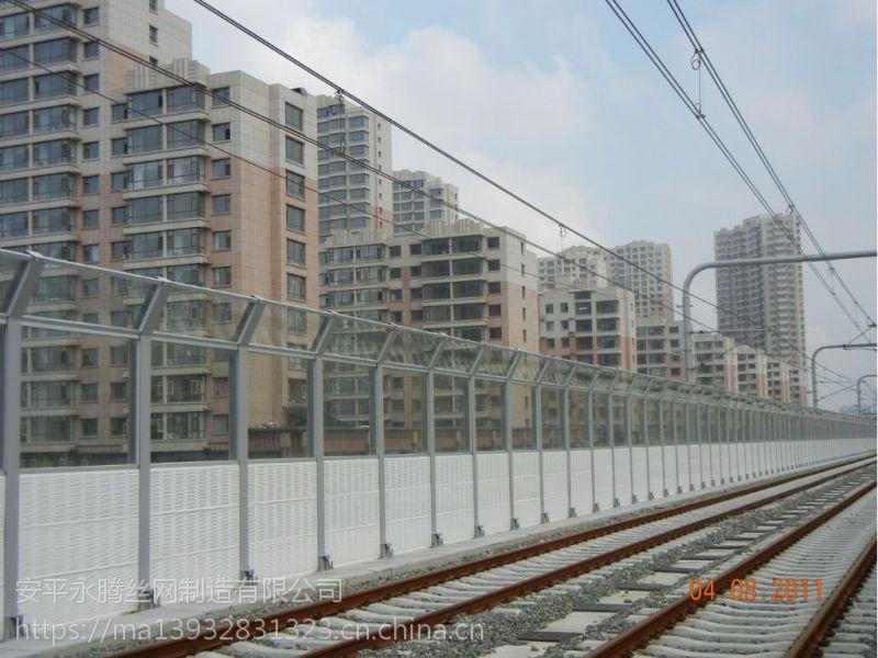 冷却塔声屏障设计/小区隔音屏障/桥梁隔声屏障价格/铁路隔音墙/公路声屏障厂家