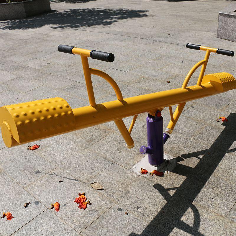 珠海采购健身器材哪个牌子好 健身路径器材 114管运动设备套装