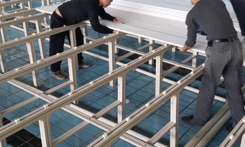 泳池机房设备改造工程承接 北京蓝易专业泳池搭建施工
