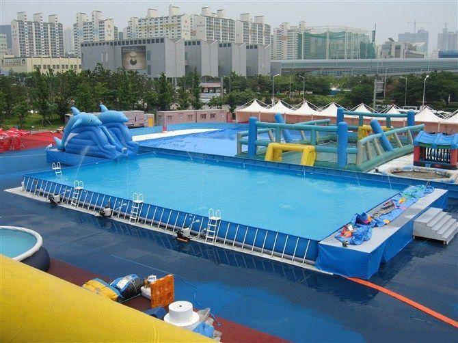 大型移动支架水池生产厂家郑州星锐游乐厂