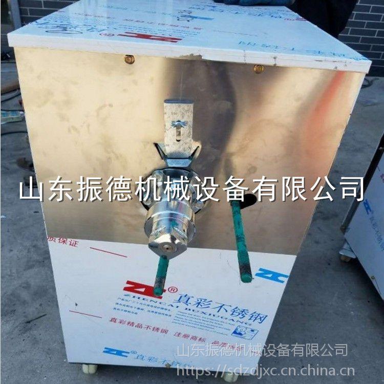 振德牌 箱式家用玉米膨化机 自熟成型江米棍机 休闲速食膨化机 厂家