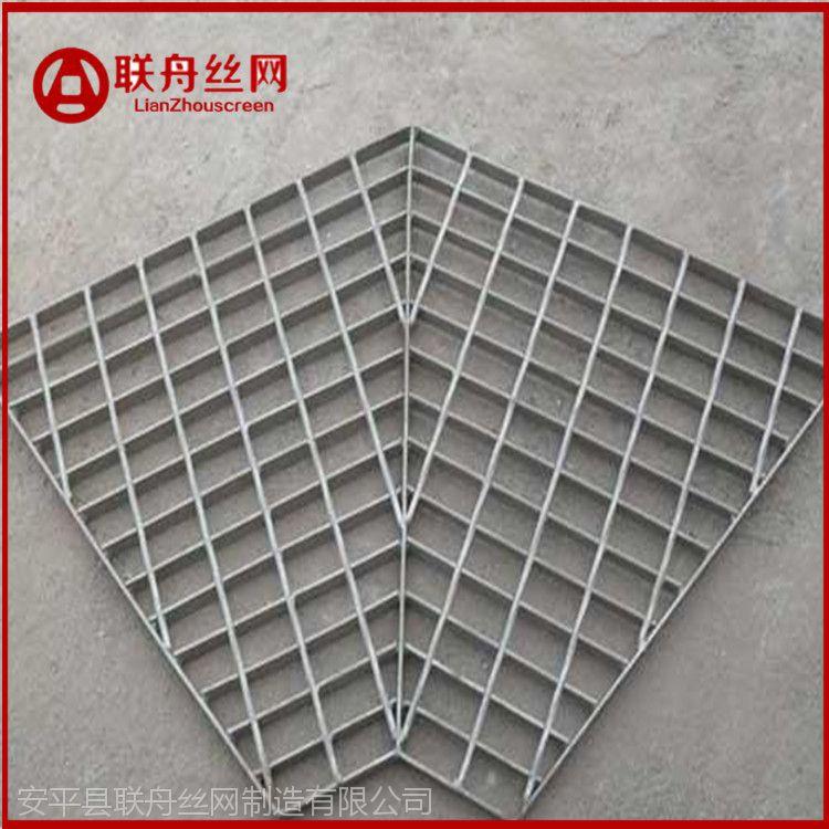 招经销商镀锌花纹钢格栅盖板 40*40钢格栅板欢迎咨询