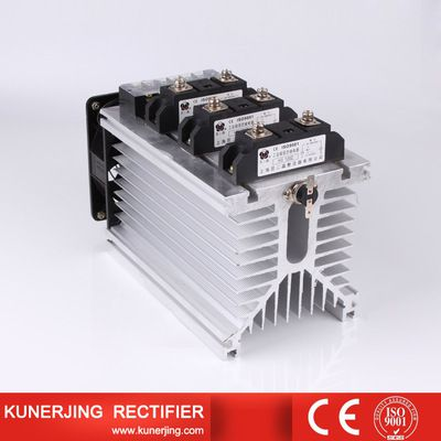 昆二晶工业级固态继电器H3 120Z/120A480V直流-交流