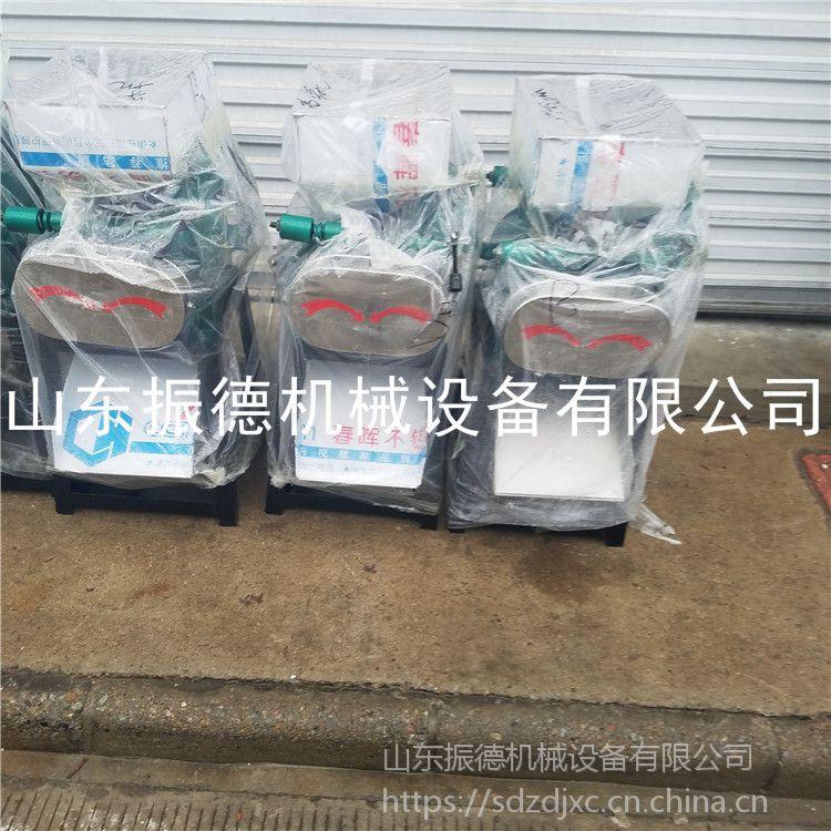 浦东花生分瓣机的价格 振德低价促销 新型大豆轧碎机型号 供应麦片压扁机