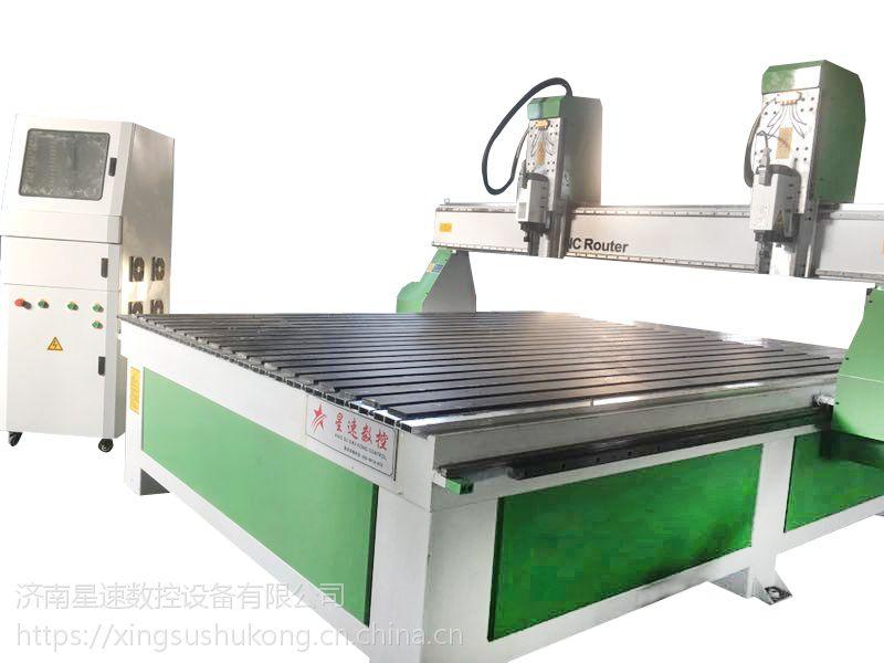 贵州棺材雕刻机 寿材板木工雕刻机 包邮