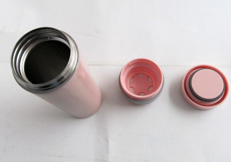 供应 不锈钢保温杯茶杯 出口日本韩国保温杯 高