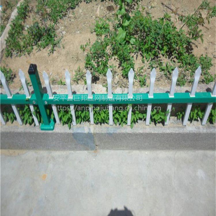 锌钢草坪护栏 镀锌管围栏 锌钢草坪护栏生产厂家