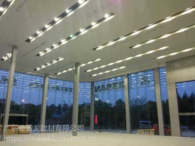广东德普龙高强度镀锌钢板天花加工性能高欢迎选购